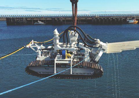 Subsea Trenching Osbit