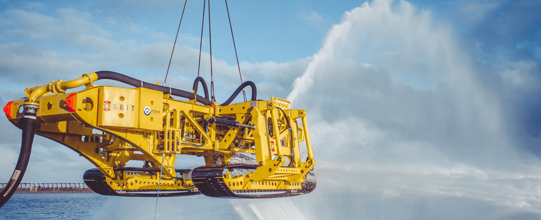 Subsea Trenching • Osbit