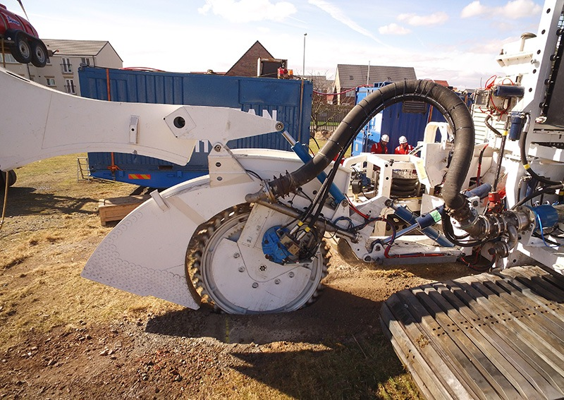 Subsea Trenching Osbit