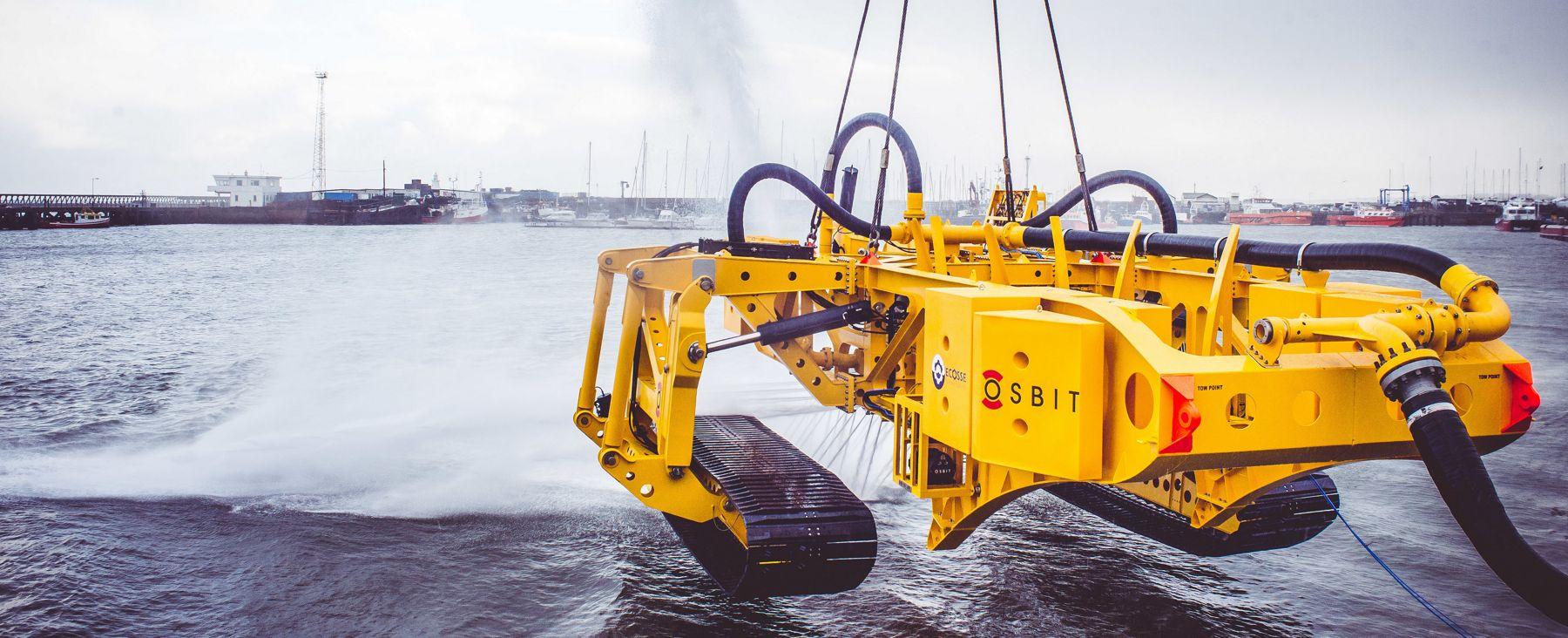 SCARJet Harbour test